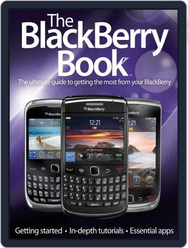 The Blackberry Book Vol 1 Magazine (Digital) July 1st, 2012 Issue Cover