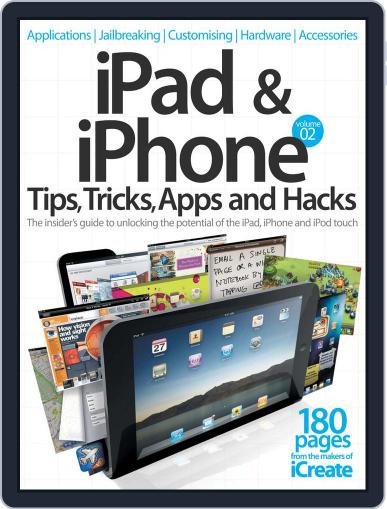 iPad & iPhone Tips, Tricks, Apps & Hacks Vol 2 Magazine (Digital) July 5th, 2012 Issue Cover