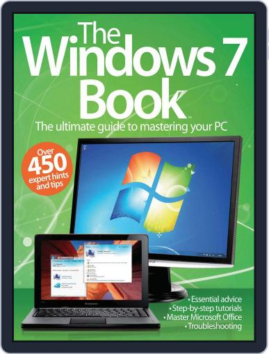 The Windows 7 Book Magazine (Digital) July 25th, 2012 Issue Cover