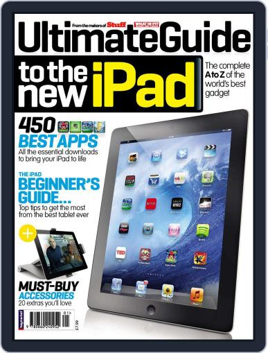 Ultimate Guide Magazine (Digital) October 3rd, 2012 Issue Cover