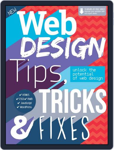 Web Design Tips, Tricks & Fixes Magazine (Digital) January 9th, 2015 Issue Cover