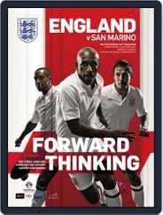 England vs San Marino Matchday Programme Magazine (Digital) Subscription October 11th, 2012 Issue