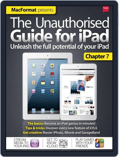 The Unauthorised Guide for iPad Magazine (Digital) February 15th, 2013 Issue Cover