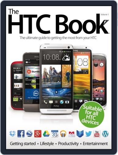 The HTC Book Magazine (Digital) March 28th, 2013 Issue Cover
