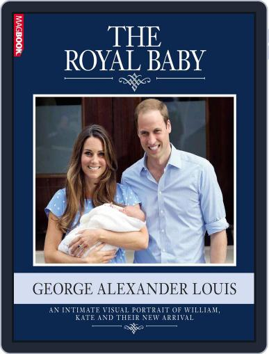 The Royal Baby Magazine (Digital) August 15th, 2013 Issue Cover