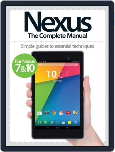 Nexus: The Complete Manual Magazine (Digital) November 5th, 2013 Issue Cover