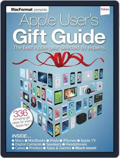 Apple User's Gift Guide Magazine (Digital) December 24th, 2013 Issue Cover