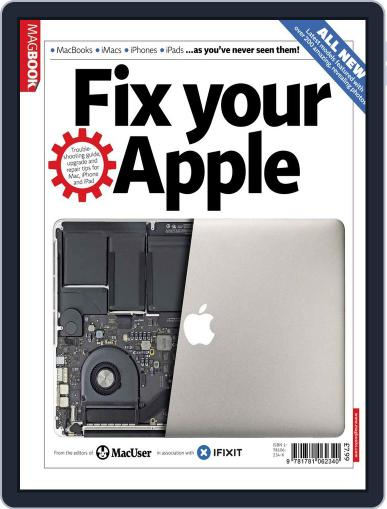 Fix Your Apple Magazine (Digital) January 16th, 2014 Issue Cover