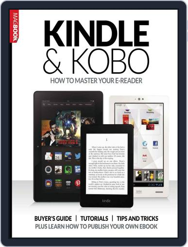 KINDLE & KOBO Magazine (Digital) January 16th, 2014 Issue Cover