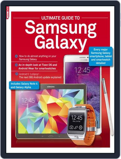 Ultimate Guide to Samsung Galaxy 3 Magazine (Digital) December 5th, 2014 Issue Cover
