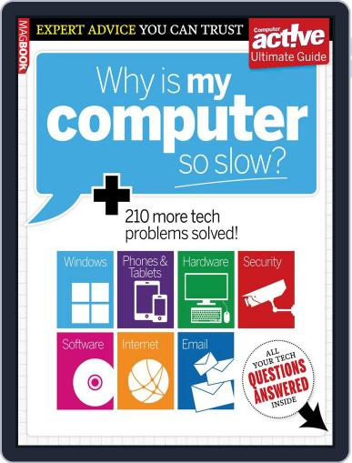 Why is my computer so slow Magazine (Digital) January 16th, 2014 Issue Cover