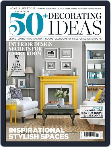 50+ Decorating Ideas Magazine (Digital) February 5th, 2014 Issue Cover