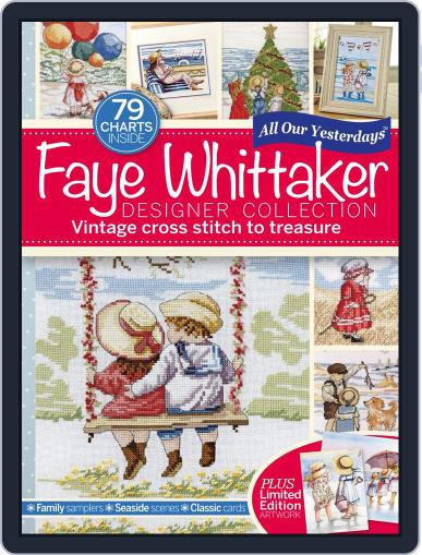 Designer Collection Faye Whittaker Magazine (Digital) September 15th, 2014 Issue Cover