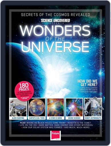 Wonders of the Universe Magazine (Digital) September 16th, 2014 Issue Cover