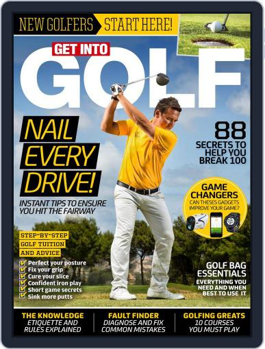 Get into Golf Magazine (Digital) September 16th, 2014 Issue Cover