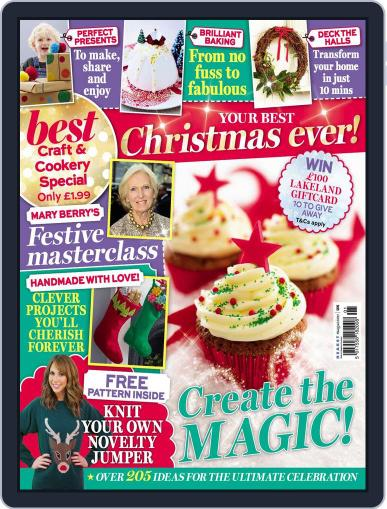 Best craft & cookery special 2014 Magazine (Digital) October 15th, 2014 Issue Cover