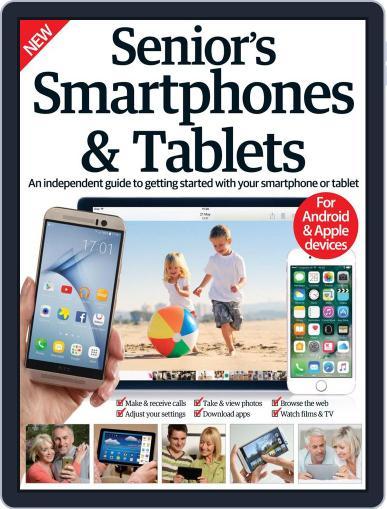 Senior's Edition Smartphones & Tablets Magazine (Digital) December 1st, 2016 Issue Cover