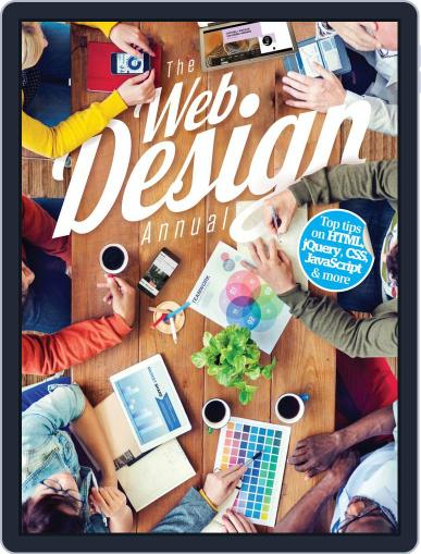 The Web Design Annual Magazine (Digital) November 18th, 2015 Issue Cover