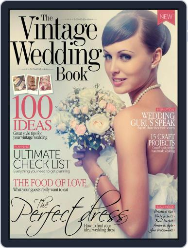 The Vintage Wedding Book Magazine (Digital) March 1st, 2016 Issue Cover