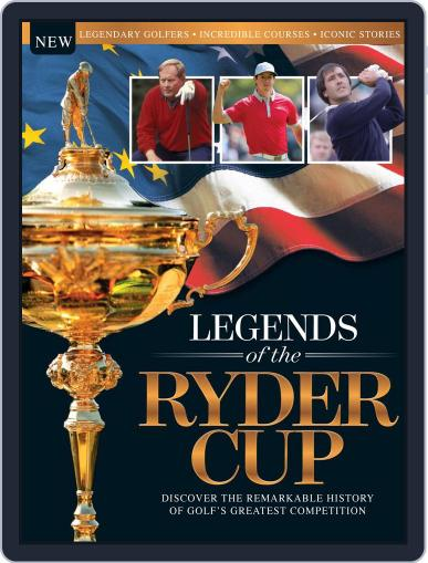Legends Of The Ryder Cup Magazine (Digital) October 5th, 2016 Issue Cover