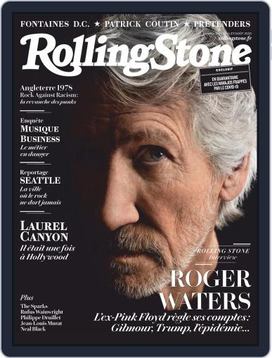 Rolling Stone France Magazine (Digital) July 1st, 2020 Issue Cover