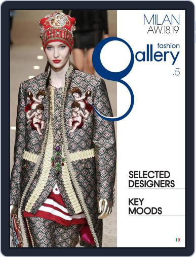 FASHION GALLERY MILAN (Digital) April 23rd, 2018 Issue Cover