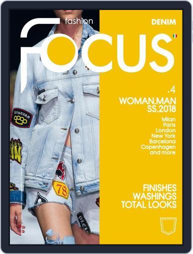 FASHION FOCUS WOMAN DENIM.STREET (Digital) March 1st, 2018 Issue Cover