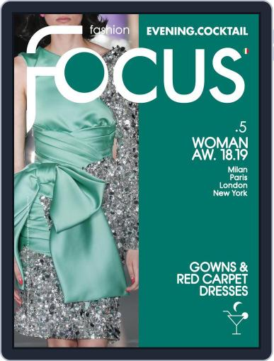 FASHION FOCUS WOMAN EVENING.COCKTAIL (Digital) April 23rd, 2018 Issue Cover