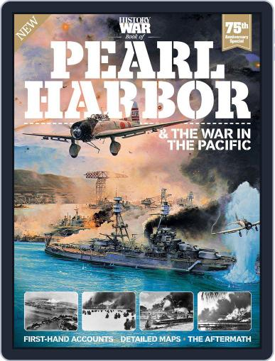 History Of War Book Of Pearl Harbor Magazine (Digital) September 30th, 2016 Issue Cover