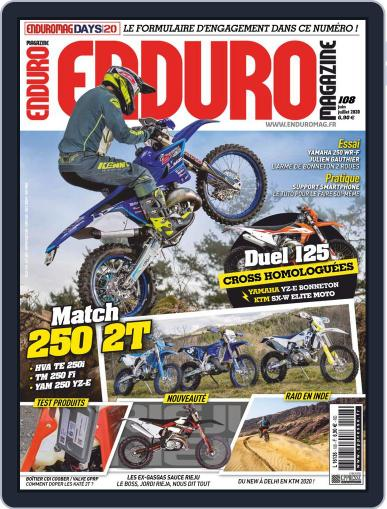 Enduro Magazine (Digital) June 1st, 2020 Issue Cover