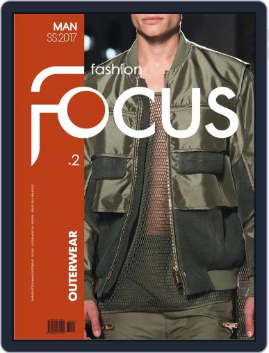 FASHION FOCUS MAN OUTERWEAR (Digital) January 1st, 2017 Issue Cover