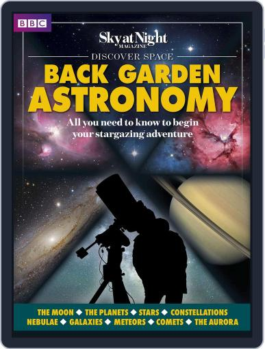 Back Garden Astronomy Magazine (Digital) September 30th, 2016 Issue Cover