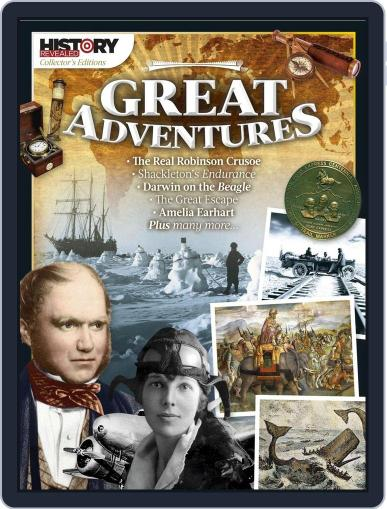 Great Adventures Magazine (Digital) September 30th, 2016 Issue Cover