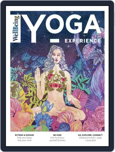 WellBeing Yoga Experience Magazine (Digital) November 1st, 2016 Issue Cover