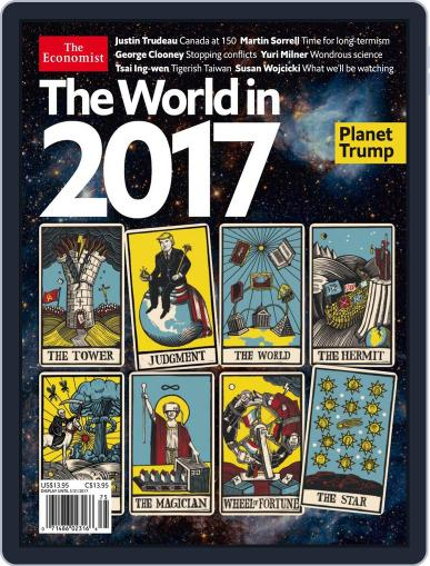 The World in 2017 Magazine (Digital) January 1st, 2017 Issue Cover
