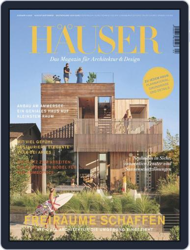 Häuser Magazine (Digital) August 1st, 2020 Issue Cover
