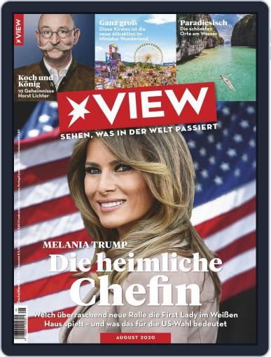 View Magazine (Digital) August 1st, 2020 Issue Cover