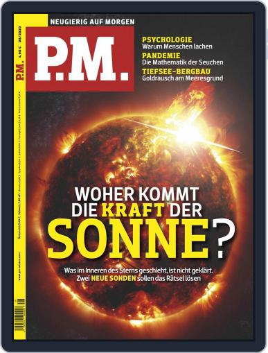 P.M. Magazin Magazine (Digital) August 1st, 2020 Issue Cover