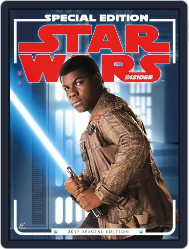 Star Wars Insider Special Edition 2017 Magazine (Digital) January 1st, 2017 Issue Cover