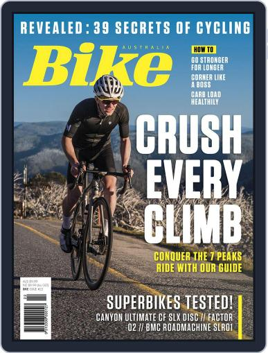 Bike Australia (Digital) December 20th, 2017 Issue Cover