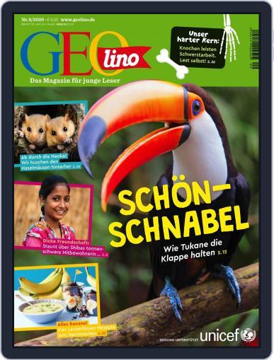GEOlino Magazine (Digital) September 1st, 2020 Issue Cover