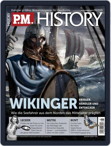 P.M. HISTORY Magazine (Digital) August 1st, 2020 Issue Cover