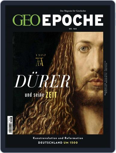 GEO EPOCHE (Digital) June 1st, 2020 Issue Cover