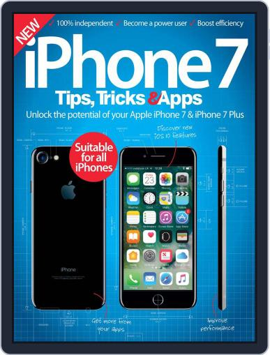 iPhone 7 Tips, Tricks & Apps Magazine (Digital) December 29th, 2016 Issue Cover