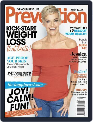Prevention Magazine Australia Magazine (Digital) August 1st, 2020 Issue Cover