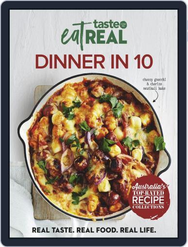 taste.com.au Cookbooks Magazine (Digital) May 1st, 2020 Issue Cover