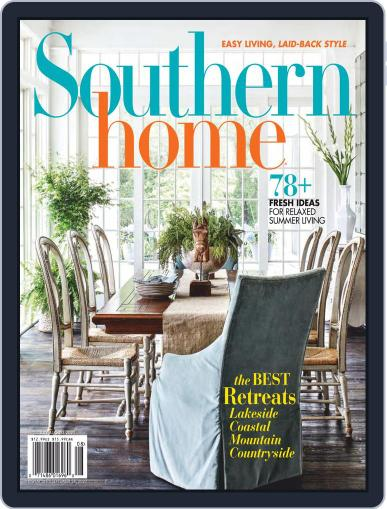 Southern Home Magazine (Digital) July 1st, 2020 Issue Cover
