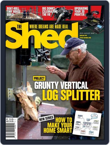 The Shed Magazine (Digital) July 1st, 2020 Issue Cover