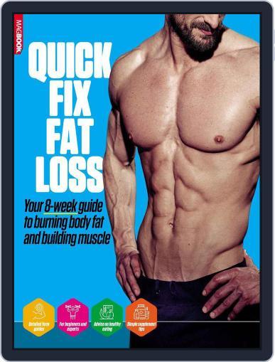 Men's Fitness Quick Fix Fat Loss Magazine (Digital) April 1st, 2017 Issue Cover
