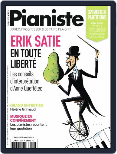 Pianiste Magazine (Digital) May 1st, 2020 Issue Cover